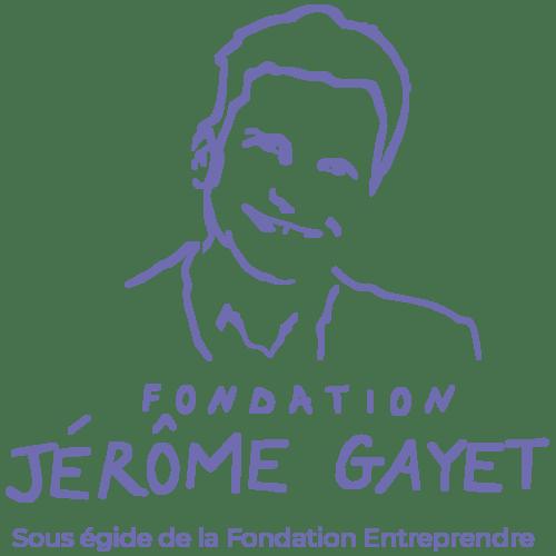 Logo Fondation Jérôme Gayet